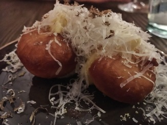Cheese donuts